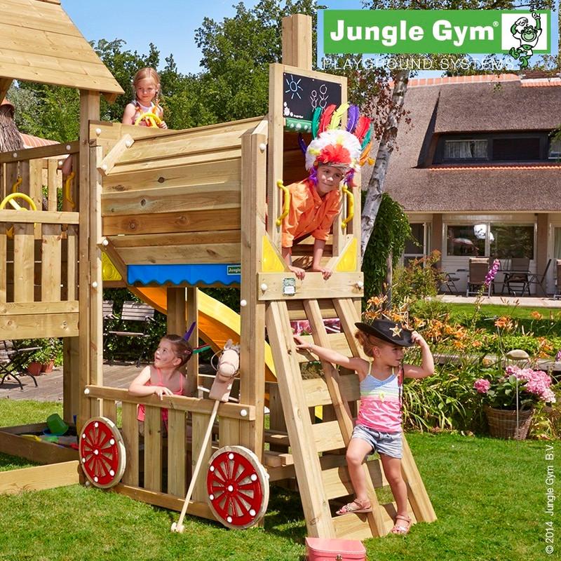 Nechejte si děti bezpečně hrát přímo na vaší zahradě