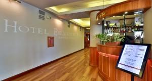 Hotel v Praze Belvedere