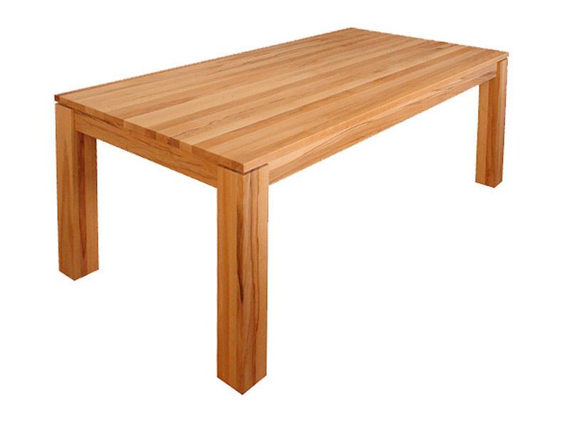 čtvercový stůl Lugano